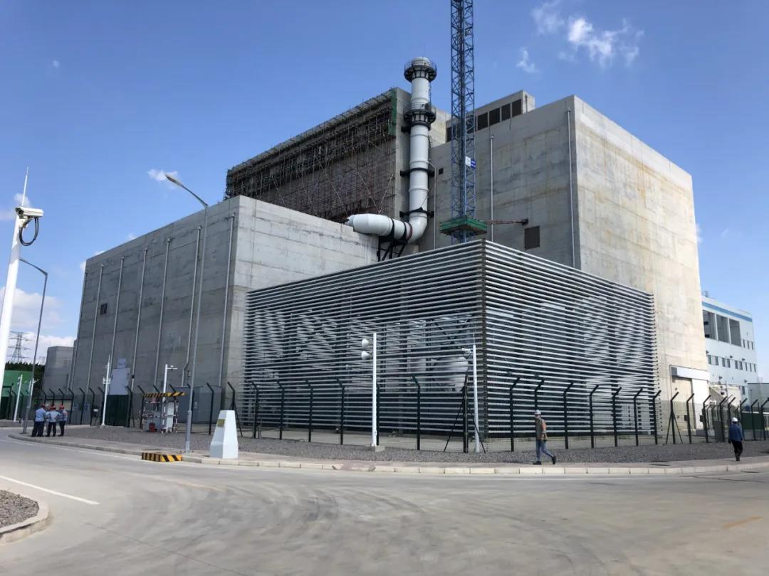 全球首座高温气冷堆核电示范工程双堆冷试完成图片