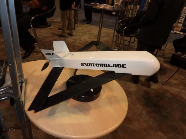 """战场灵刃!""""弹簧刀""""无人机横空出世,阿富汗战场上用了4000多架"""