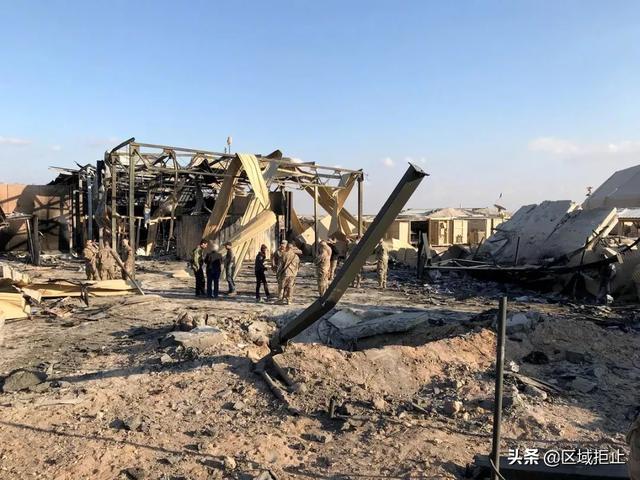 美军首次公开伤亡情况,50人负伤住院,伊朗导弹质量堪忧
