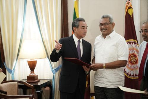 """海外网评:""""全力支持汉班托塔项目"""",斯里兰卡总理态度亮了"""