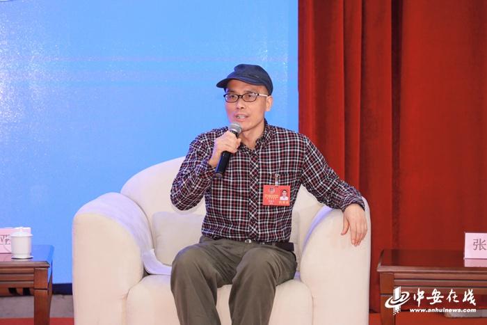 省政协委员袁维海发言