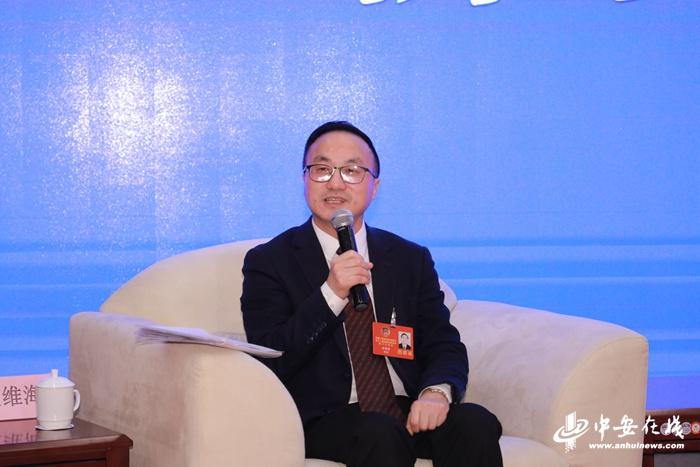 省政协委员徐亚平发言