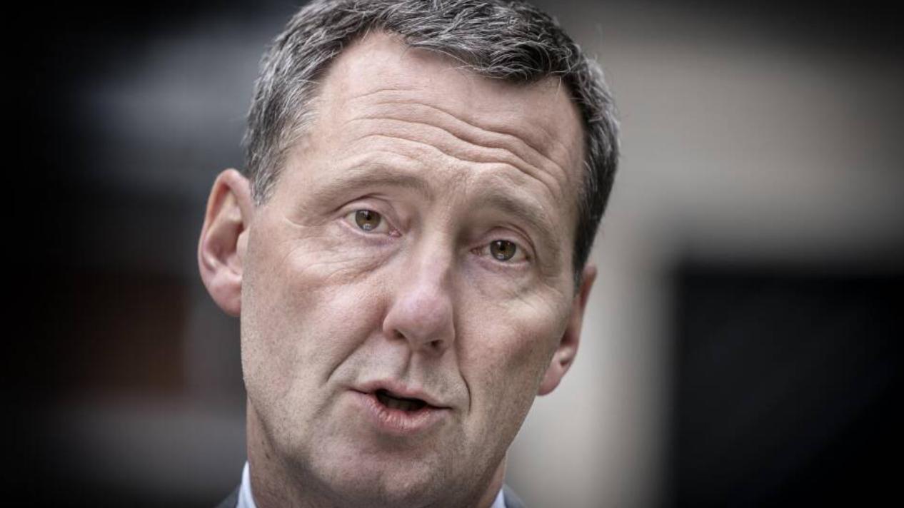 丹麦司法部长感染新冠病毒