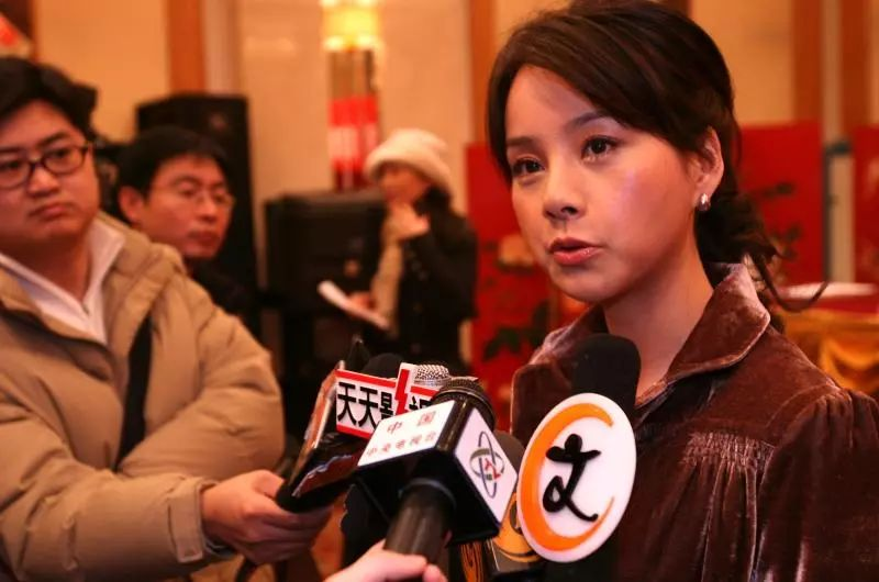 上海政协会场 影帝影后一番话让大家都笑了图片