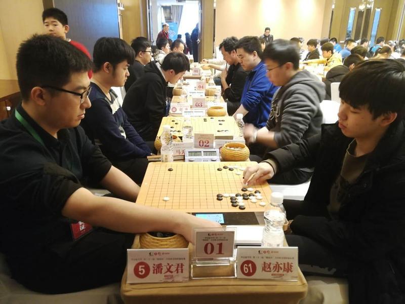 【晚报杯】潘文君首夺冠军,李智华获老年组第三名