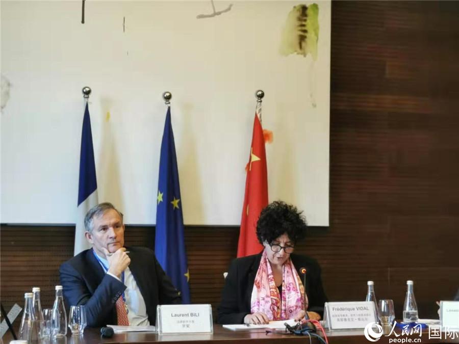 法国高等教育、研究与创新部部长:中法教育与科技合作堪称典范