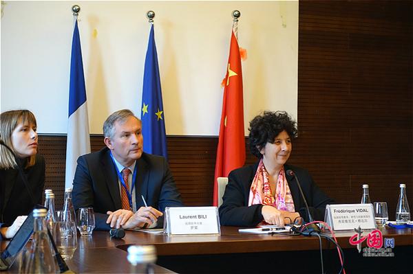 法国高等教育部长:中国留学生总数在法国国际留学生中位列第三