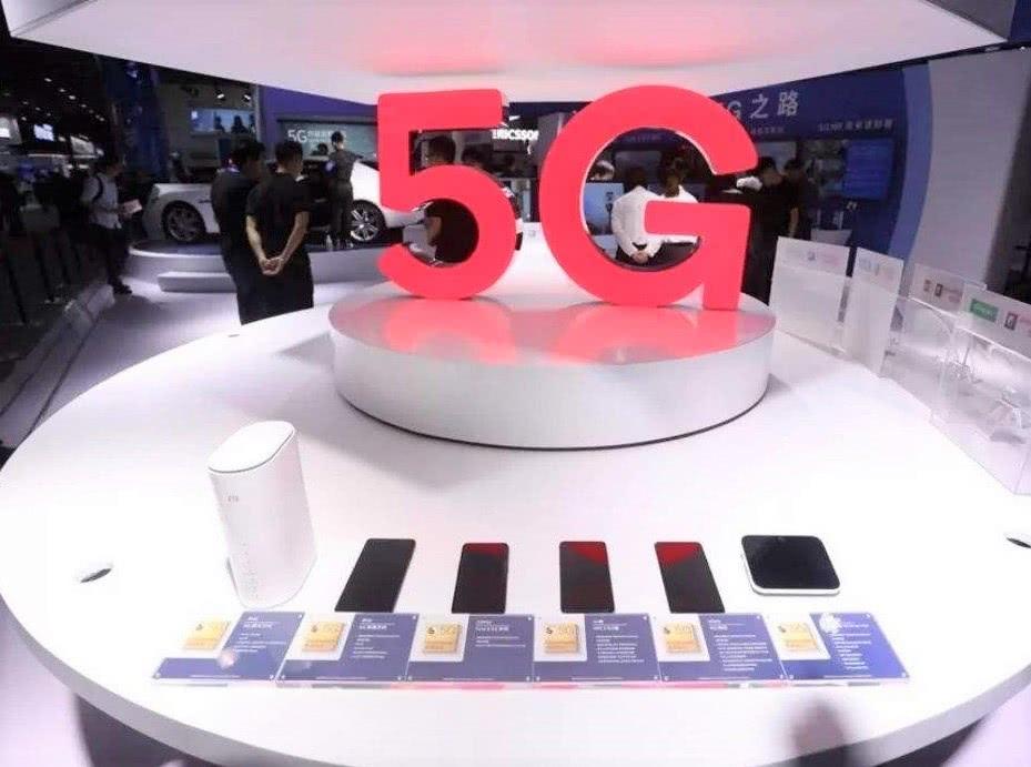 中国5G手机市场大变天:小米只排