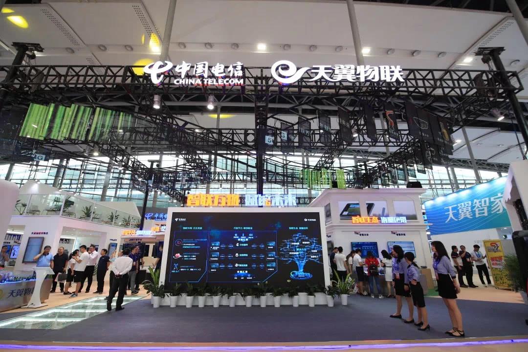 中国电信物联网连接数破2亿,将