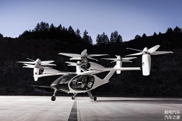 丰田投资Joby Aviation开发飞