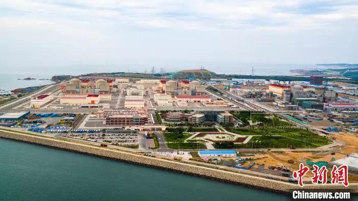 辽宁红沿河核电站年上网电量首破