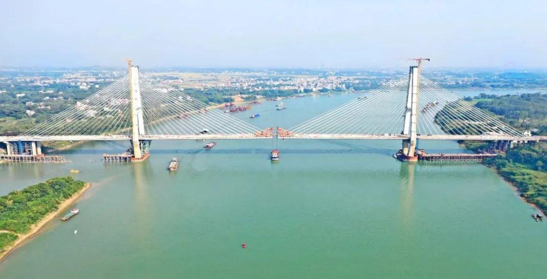 广西这些高速路有最新进展图片