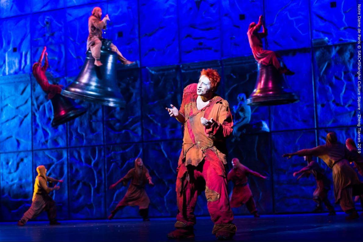 《巴黎圣母院》再度回归,拉开2020上海国际音乐剧节展演剧目序幕