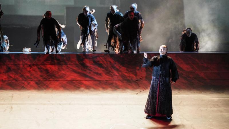 话剧《林则徐》广州首演,濮存昕徐帆郭达与羊城观众面对面