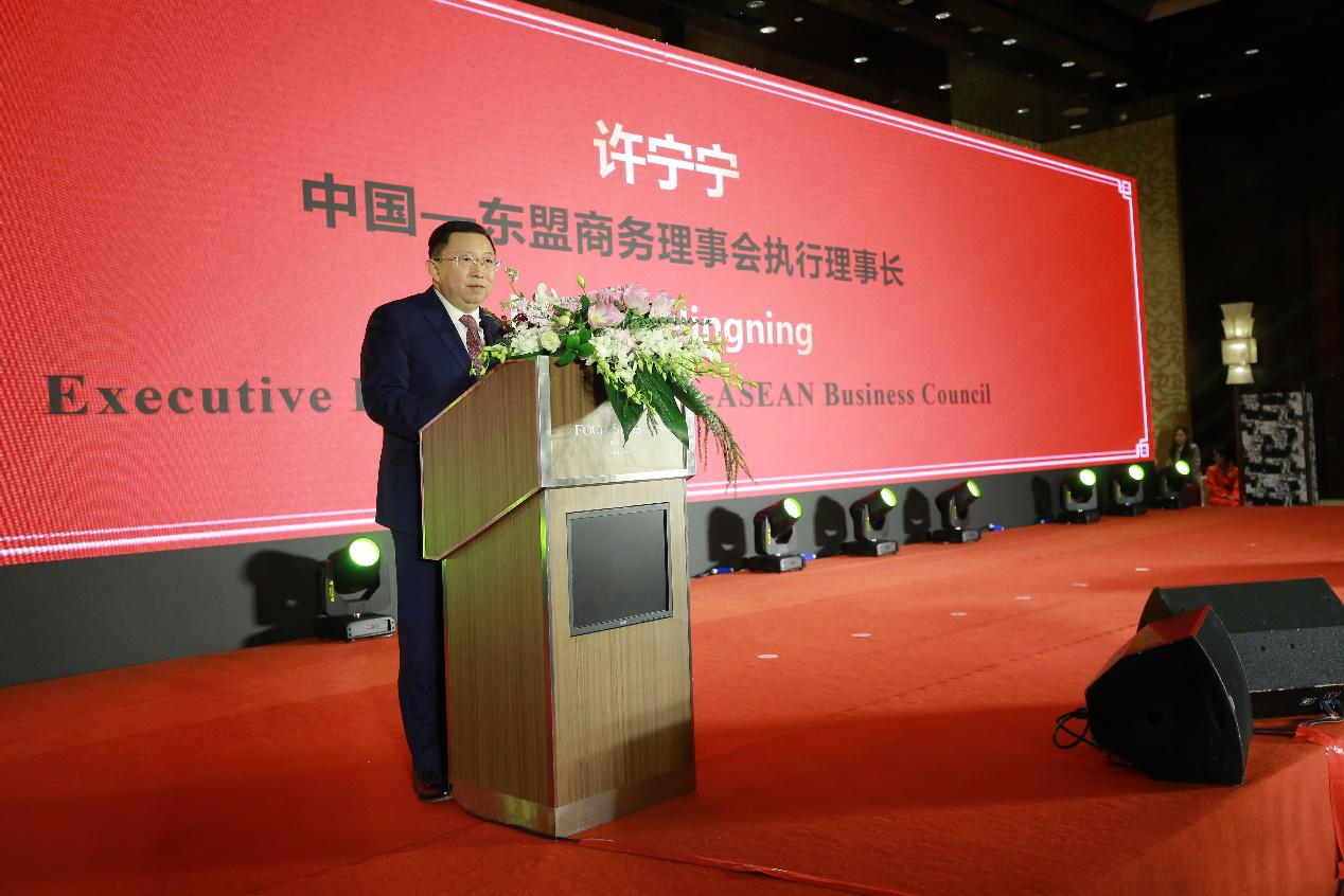 中国―东盟迎新春增合作系列活动