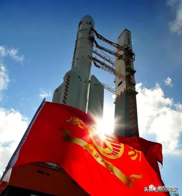 近地轨道运载能力25吨,长征五号遥三运载火箭对我国深空的意义