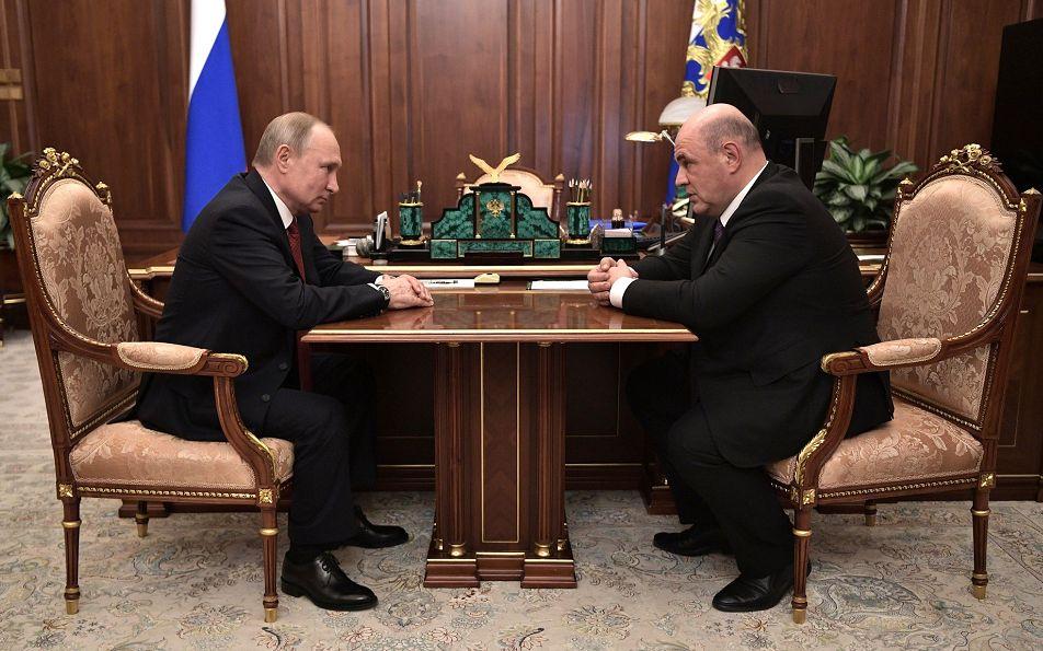 俄罗斯新总理未来工作重点是什么?专家:经济民生图片