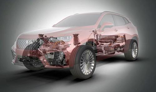 VV7 PHEV安全配置面向未来,智能科技造就全维防护