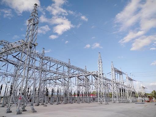 国家电网承建的缅甸北克钦邦与23