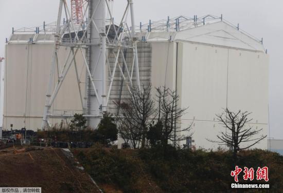 日本福岛核电站冻土墙发生事故:2万升冷却材料泄露