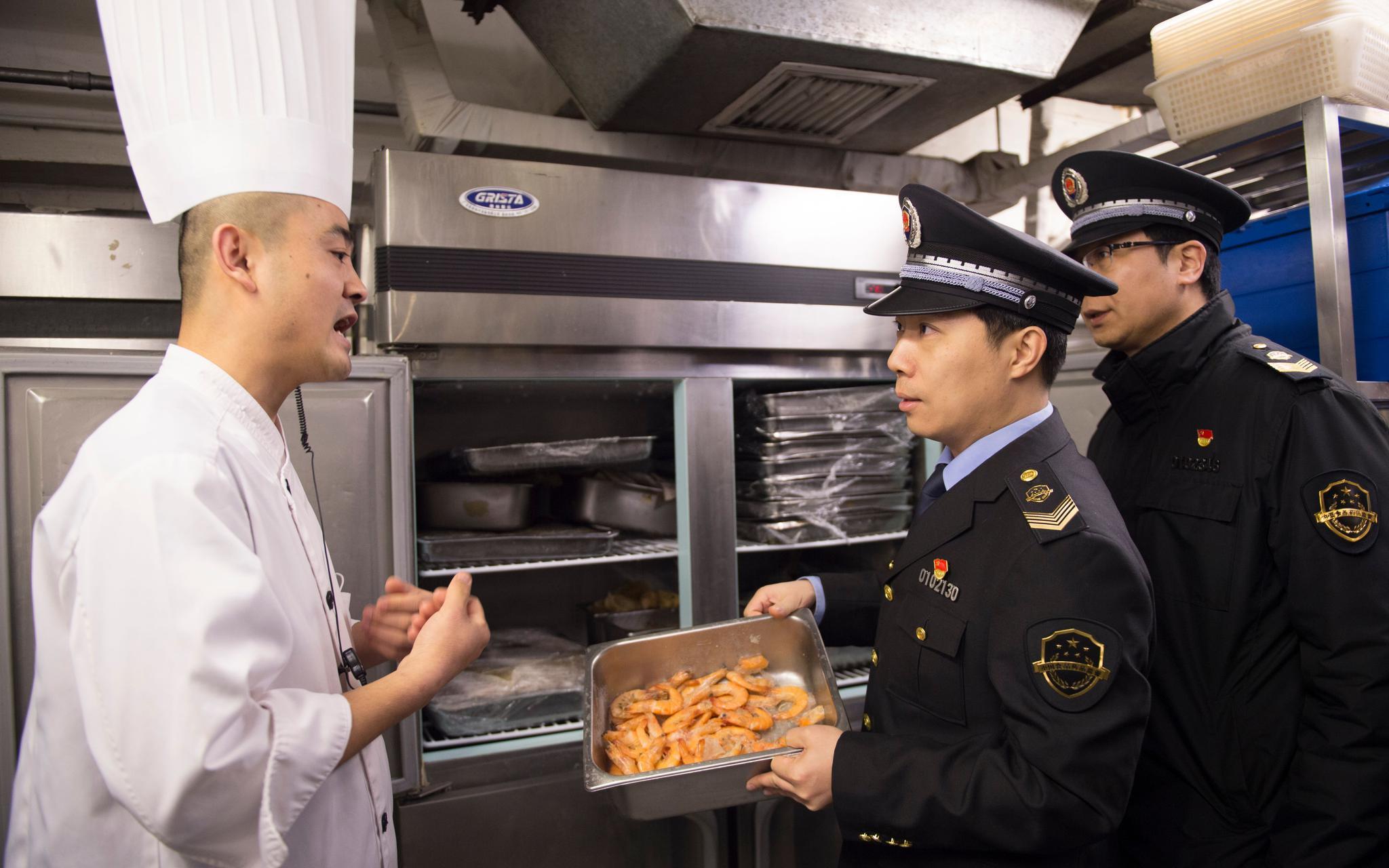 北京开展节前综合检查,涵盖食品、物价等多个领域图片