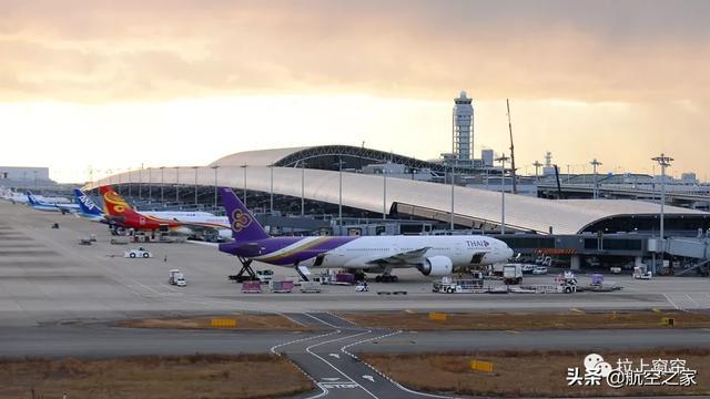 """航空爱好者的""""天堂"""",拉总大阪关西机场的观景台见闻"""