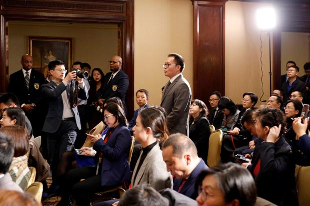 刘鹤:中美第一阶段经贸协议大体实现了平衡、对等