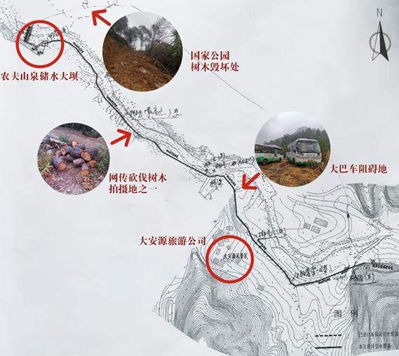 农夫山泉武夷山毁林探源:用地罗生门背后利益之争