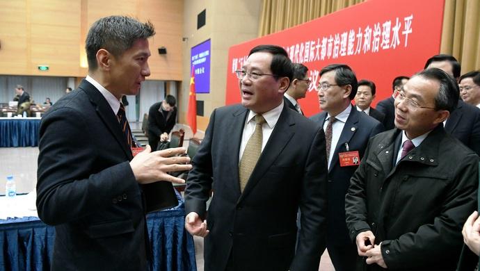 """李强与政协委员3个多小时""""畅聊"""",共议城市治理的""""上海智慧""""图片"""