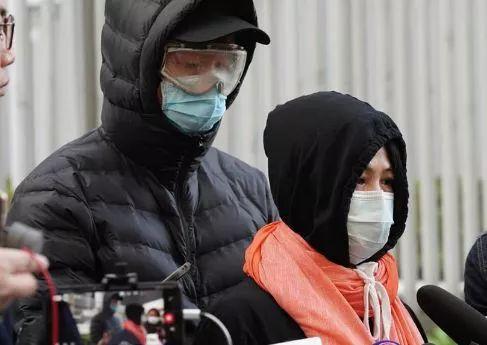 """一个香港激进分子在广东,嫖到""""失联"""""""