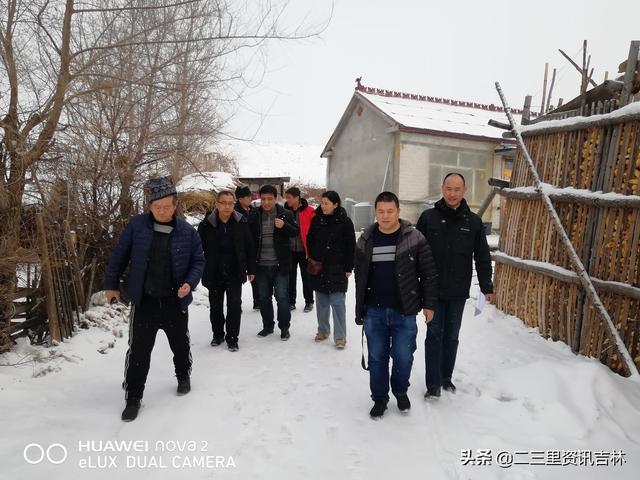吉林市科协会同省养蜂所专家深入金家村慰问