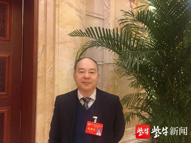 """【江苏两会】省政协委员、南外校长邹正:要让海外学子记得""""家""""的味道"""