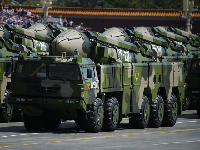 日本想以此威慑航母!美国人:日本想学习邻国造东风-21D学不来