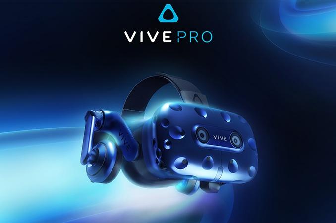 HTC下调Vive Pro VR头戴式装置价格至599美元