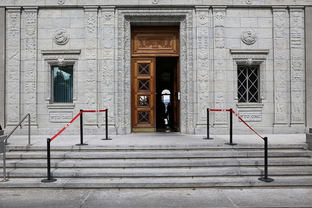 世贸组织推迟原定于11月9日举行的总理事会特别会议