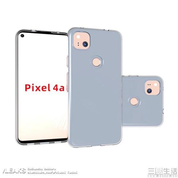谷歌Pixel 4a系列曝光,或搭载高通骁龙7系主控