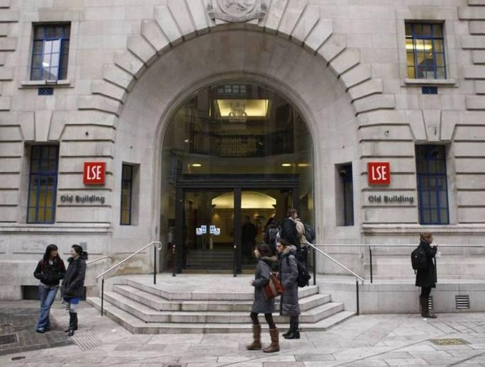 伦敦政经学院(联合报)