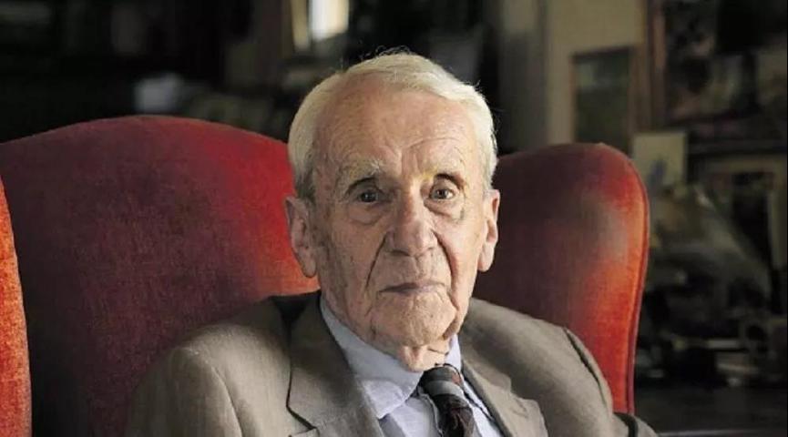 《魔戒》作者之子克里斯托弗·托尔金逝世,享年95岁图片