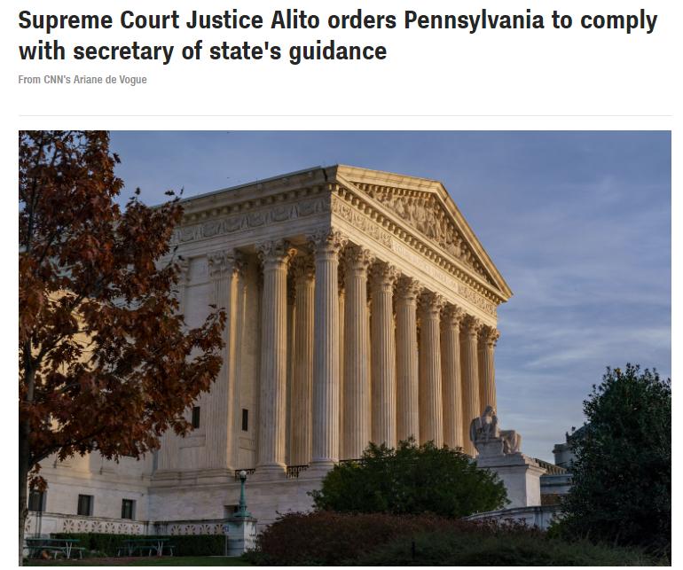 美国联邦最高法院下令,特朗普的要求没有被全部满足