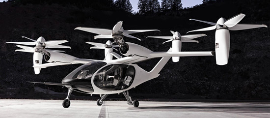 飞行汽车研发公司Joby Aviation完成5.9亿美元融资 丰田出资4亿美元