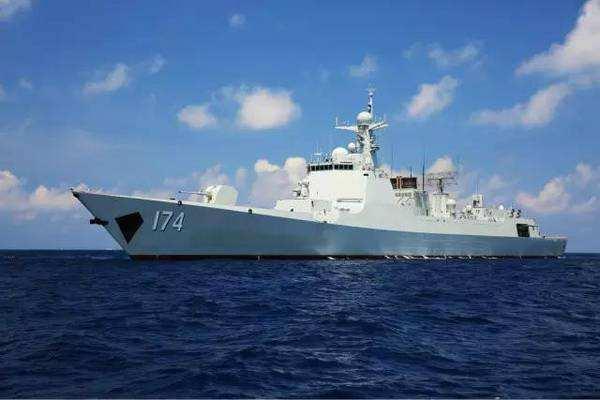 军演即将开始!中国神盾舰抵达伊朗,单舰战机或超过伊朗海军