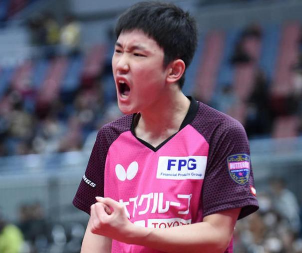 张本智和4-0吊打世界冠军晋级!丹羽孝希惨遭非主力横扫出局