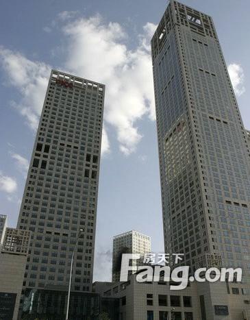 2020年1月北京市CBD商圈写字楼市场租赁情况