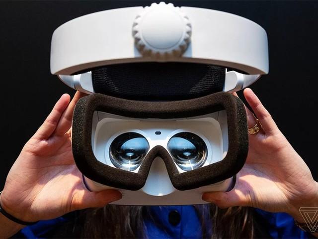 联想首款独立研发VR头显要来了?已向FCC提交申请