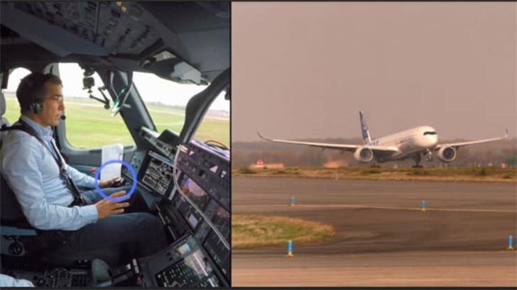 你敢坐吗?空客首次实现飞机全自动起飞:基于图像识别