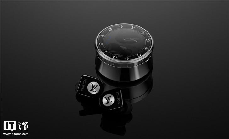真奢侈:路易威登推出全新Horizon无线耳机,售价1090美元