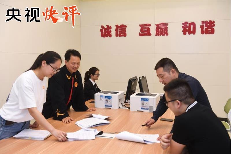 【央视快评】奋力建设更高水平的平安中国法治中国