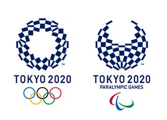 为迎接奥运会圣火 日本飞行表演队进行空中绘制五环标志演练
