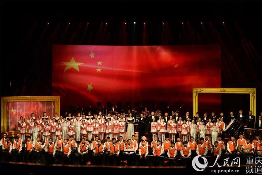 【看区县】中国交响乐团连续10年赴南岸开展志愿演出图片
