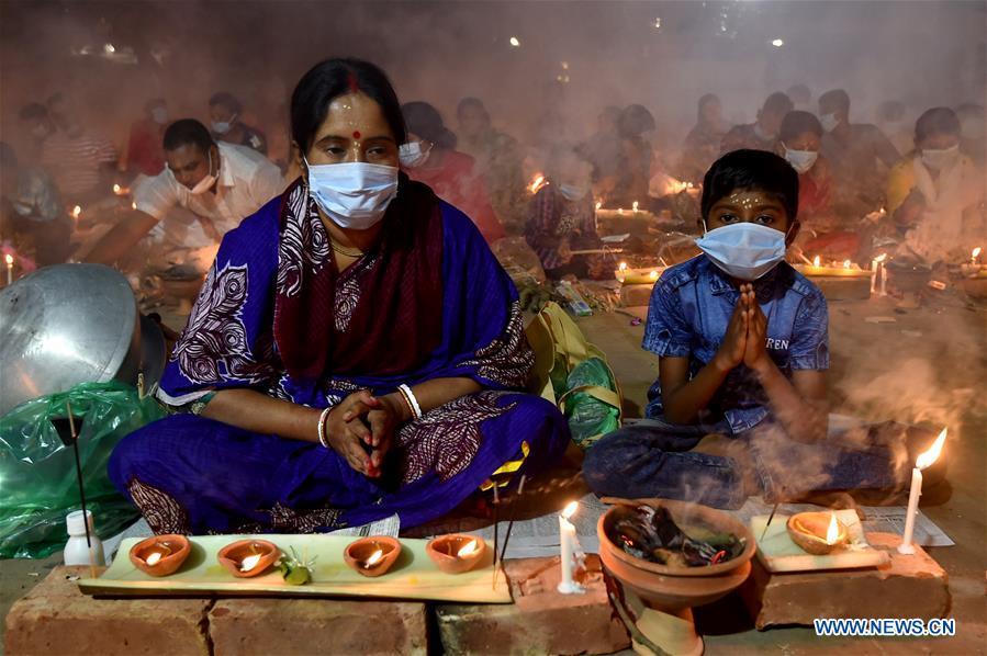 BANGLADESH-NARAYANGANJ-RAKHER UPOBASH-FESTIVAL
